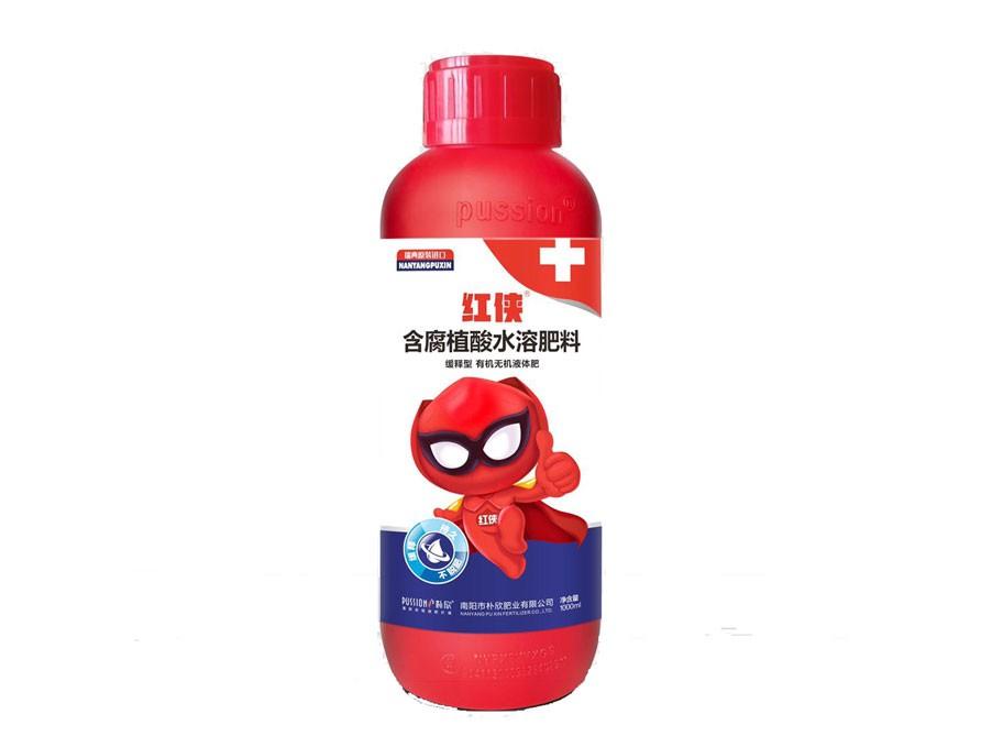 红侠深蓝标签:瑞典原装进口液体有机钾肥