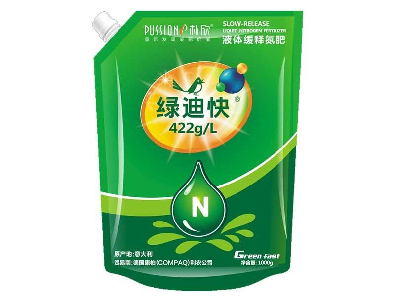 綠迪快緩釋氮肥