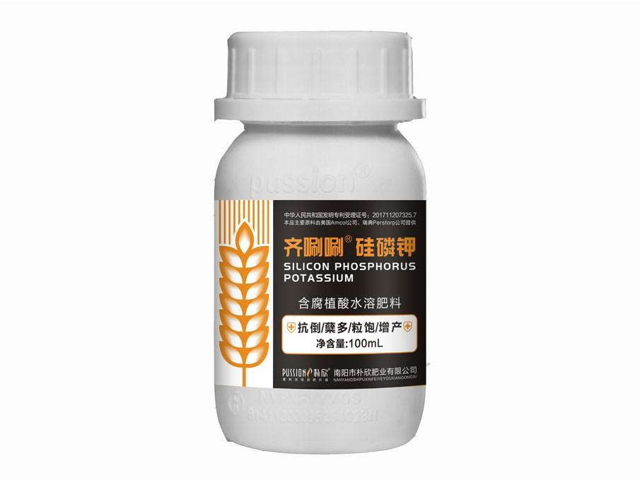 齊唰唰 硅磷鉀